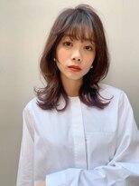 マグノリア オモテサンドウ(MAGNOLiA Omotesando)大人かわいいエアリーミディ・・・HINATA