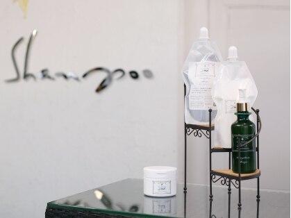 ヘアーアンドメイク シャンプー(hair&make shampoo)の写真