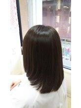 ヘアーメイク ピュア(hair make Pure)◆グレージュカラー◆