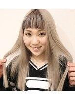 ロルド ポワール(Rold poire)【TAKUYA】前髪インナーカラー