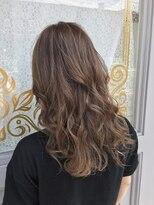 ブレスヘアーデザイン(BLESS HAIR DESIGN)ツヤMAX!!ウルトラバイオレットの輝き