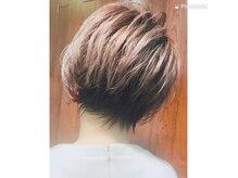 クレエ(Creer)の雰囲気(骨格、髪の毛の流れに合わせたカットでまとまる silkycut)
