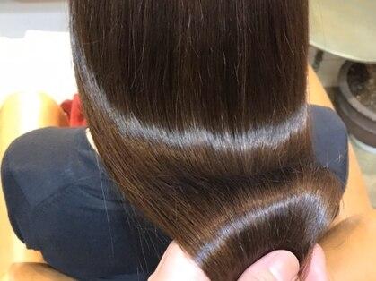 エフブンノイチ ヘアガーデン(1/f HAIR GARDEN)の写真