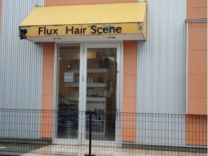 FluxHairScene【フラックスヘアーシーン】