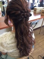 ヘアー ワンアビル(Hair One Abile)パーティセット