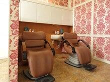 美容室 クルソンの雰囲気(シャンプーも楽しみの一つ♪癒しの時間をお過ごしください。)