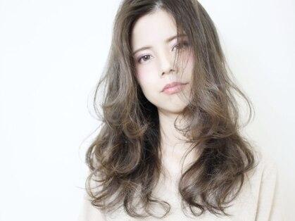 デュアルヘアーメイク(dual hair make)の写真