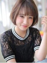 アグ ヘアー ヴィスタ 伊丹店(Agu hair vista)重くないウェットな質感の女っぽショート