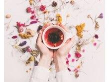 オクトヘアープラス 学芸大学店(octo hair+)の雰囲気(厳選された茶葉だけを使用したお茶でゆっくりお過ごし下さい。)