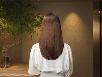 """クオン(qon)の写真/【テレビや雑誌で話題のTR】""""ウルトワ""""トリートメントで内側から髪質改善。うる艶美髪に導きます。"""