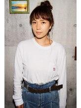【横浜女性人気女性スタイリスト♪♪】 ディレクター/三浦 りつ子【横浜】