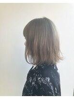 ヘアメイク オブジェ(hair make objet)ハイトーンアッシュベージュ☆★KAI☆★