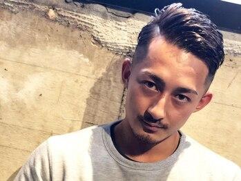 ユニ(Uni)の写真/【実力派stylistによるCut¥3000】カッコイイx品を兼ね備えたカジュアルでもビジネスにも似合うstyleならUni