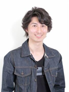 ブレッザヘアー(Brezza hair)メンズパーマスタイル×Brezza hair 笹塚