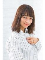 ジョエミバイアンアミ(joemi by Un ami)【joemi 新宿】小顔カット 大人ミディアムニュアンス(大島幸司)