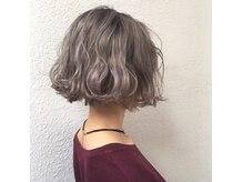 ミエルヘアーアンドスパ(miel hair&spa)の雰囲気(ダメージを94%カットするブリーチで今までにない透明感☆)