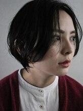 ベター ヘアー(Better hair)黒髪×バーガンディー