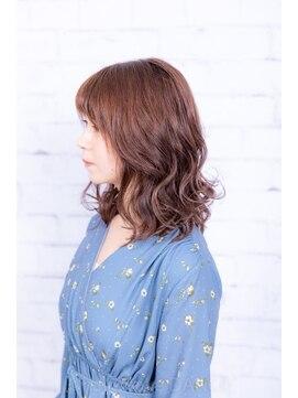 ヘアーメイク ダンス(hair make DANCE)ラベンダーベージュ アルデンテトリートメント☆