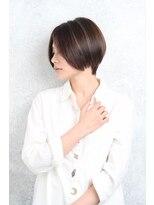 パティオン(PATIONN)30代40代50代の美シルエット☆大人ショートスタイル!透明感◎