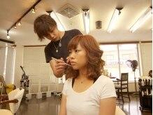 ラプト ヘアメイク(RAPT Hair make)の雰囲気(癒される空間でキレイを叶える)