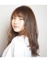 エトネ ヘアーサロン 仙台駅前(eTONe hair salon)【eTONe】グレージュ×ロング×透明感