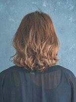 ジュール 銀座 ヘアラウンジ(Joule Hair Lounge)大人レイヤーボブ×ナチュラルグラデーション[銀座]