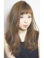 エトネ ヘアーサロン 仙台駅前(eTONe hair salon)【eTONe】ショートバング×ロング