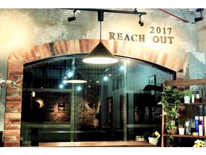 リーチ アウト(REACH OUT)の写真