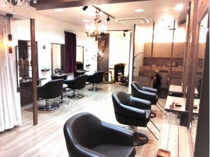 ヘアー プレイス アルドゥール(Hair place Ardeur)の写真