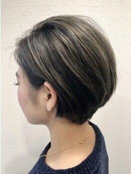 オレンジポップ 蘇我店(ORANGE POP)の写真/【蘇我駅東口徒歩1分】再現性の高い巧みなカット技術で、あなたの髪の悩みを魅力に変える!