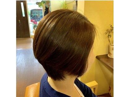 ヘアークラッチ(Hair CLUTCH)の写真