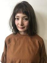 ビューメゾン(BEAU MAISON)【キュート☆短めフロント】くすみカラーの春ボブ