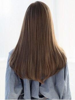 アンティーク ヘアアンドメイク(antique Hair&Make)の写真/【インスタで話題!】美髪ケア☆魔法のストレート《ケアルーガ》が山形に上陸!