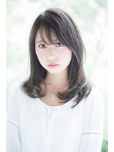 ミューチュアルヘアー(Mutual hair)ニュアンスパーマスモーキーグレジュ【Mutualhair】0471-36-2918