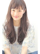 【GARDEN】王道☆無造作ウェーブで小顔ロングスタイル(田塚裕志)