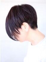 グリット ヘアプラスフォト(grit HAIR+PHOTO)【grit.】YOHEI WORKS (前下がりショート)