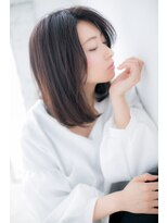 【Lab小山】ノームコア 黒髪が大人な雰囲気!a