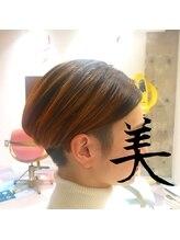 ヘアーワークス エイトコー(Hair works eight.co)おされママ