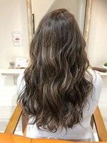 ルルカ ヘアサロン(LuLuca Hair Salon)LuLucaお客様☆スナップ アッシュベージュカラー