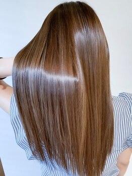 リー ヴィータ 上新庄(Lee Vita)の写真/本格ケアが自慢!【サイエンスアクア】と【Aujua】導入サロン♪潤いと艶感に満ちた美しい髪へ変わります♪