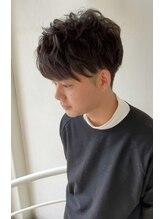 ティーグロス(T+gloss)重くないマッシュヘア☆