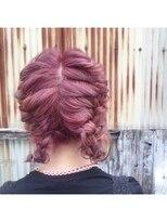 リベルタ(liberta)pink×orange×ash