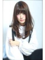 アンヘアー アリーズ(UN hair Ally's)UNhair永井☆ナチュラル潤いストレート