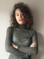【MOHAWK中目黒】curly girl