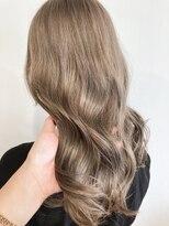 スティル ヘアアンドアイラッシュ(STILL hair&eyelash)【STILLが叶える・・】ミルクティーベージュ