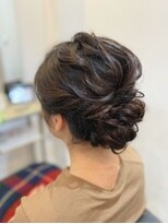 ボブ (Hair salon BOB)七五三ママのヘアセット