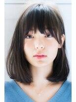 リル ヘアーデザイン(Rire hair design)【Rire-リル銀座-】小顔に見える前髪☆大人ボブ