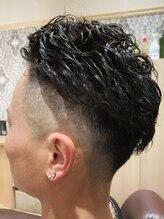 HAIR SHOP ゴウ六フェード*ツーブロック*スパイラルパーマ