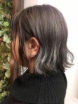 コレットヘア(Colette hair)◎透け感グレーハイライト◎