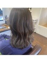 ヘアメイク スコア(Hair Make S CORE)オリーブアッシュベージュ